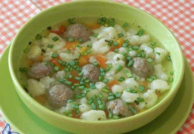 Вкусные и полезные супы – рецепты с фото помогут все приготовить правильно