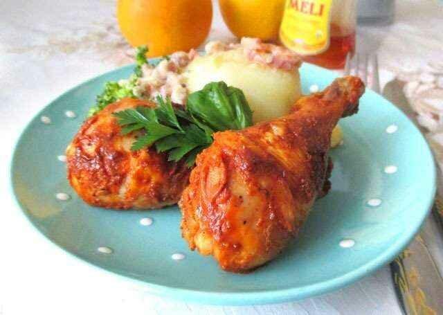 Вкусные и полезные блюда из курицы