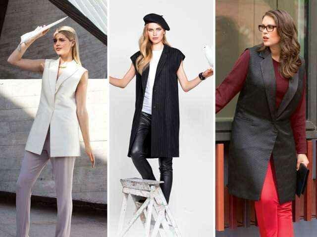 Женские жилеты: как носить, куда и с чем надевать? Актуальные советы