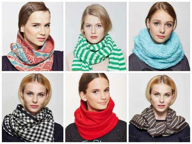 Индивидуальный аксессуар для неповторимого образа – женский шарф