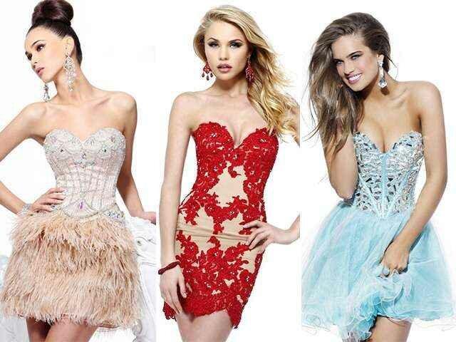 Как выбирать вечернее платье?