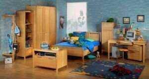 Мебель из массива сосны в детскую