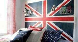 Декоративные флаги в интерьере: актуальный тренд последних лет