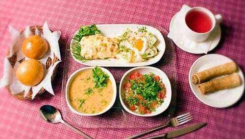 Преимущества доставки комплексных обедов