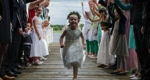 церемония свадьба невеста