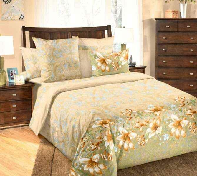 Цвет постельного белья – настроение вашей спальни