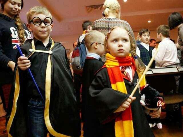 Приключения юного Гарри Поттера