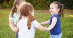 Как научить ребёнка общаться