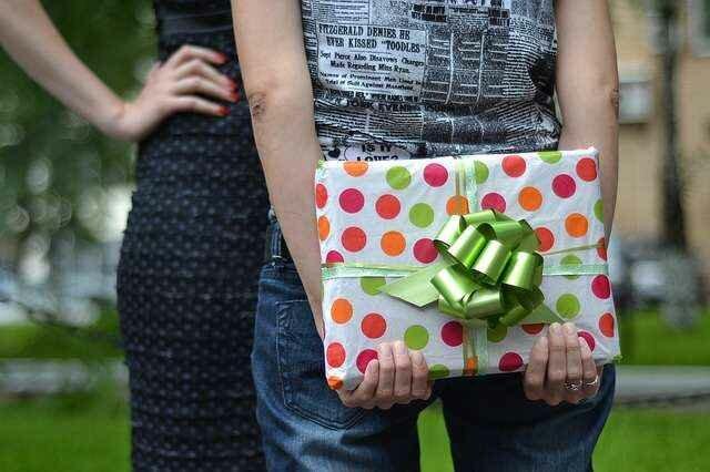 подарок девушке, сестре