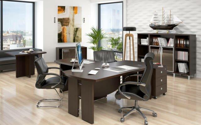 Современная мебель в офис руководителя