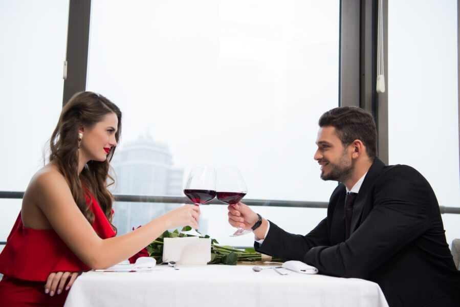 Безопасное первое свидание