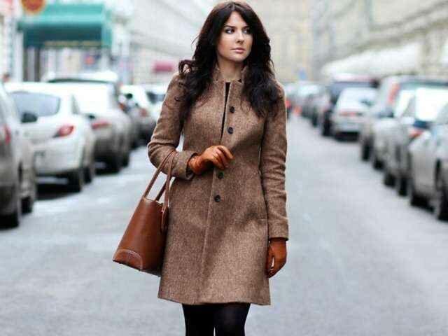 Как подобрать размер пальто правильно?