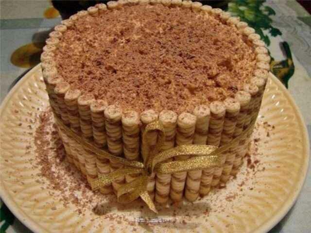 Домашний торт как произведение кондитерского искусства: декорируем выпечку