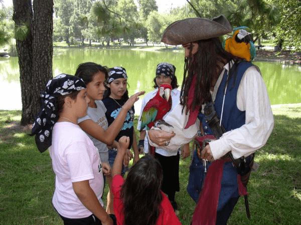 Организация квестов для детских мероприятий