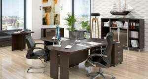Современный кабинет руководителя